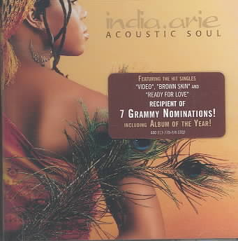 ACOUSTIC SOUL BY INDIA.ARIE (CD)